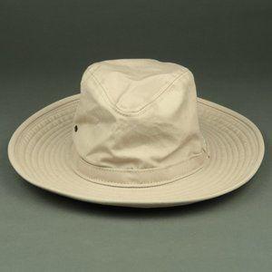 Filson Desert Tan Summer Packer Hat Size Medium